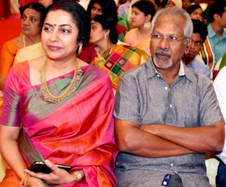 Suhasini Maniratnam Family Husband Parents children's Marriage Photos