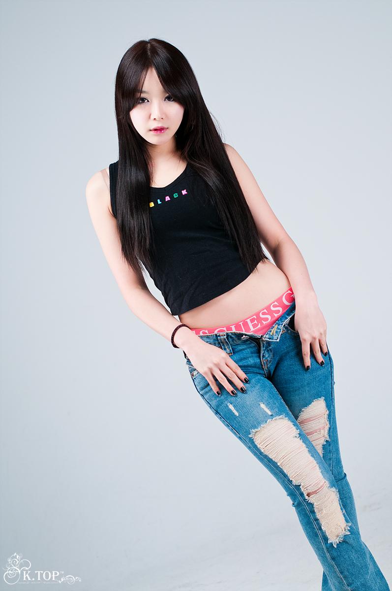 Cute Asian Girl: Sexy Lee Eun Seo