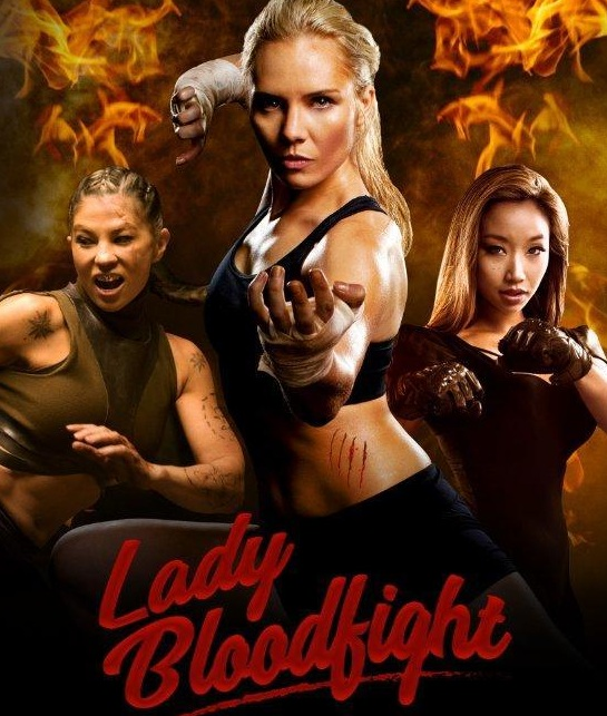 LADY BLOODFIGHT 2016  ONLINE ARTES MARCIALES