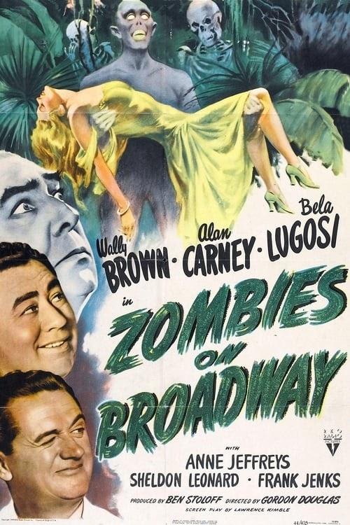 Hd Zombies En Broadway 1945 Pelicula Completa En Español Gratis