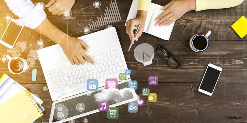 أربع طرق لتعزيز عملك عبر الإنترنت من خلال الشبكات