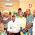 Olufolake Abdulrazaq, Sa'adatu M. Kawu, Others Visit Hospitalised APC Senatorial Women Leader