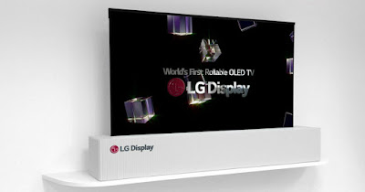 LG Signature RX Rollable OLED