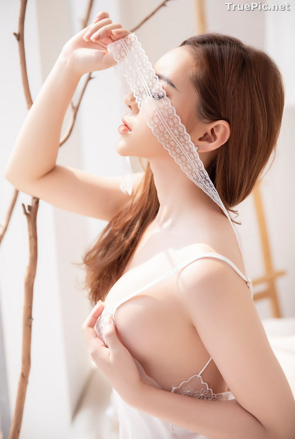 Image Vietnamese Model – Hot Beautiful Girls In White Collection #2 - TruePic.net - Picture-4