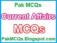 current affairs mcqs, solved current affairs mcqs