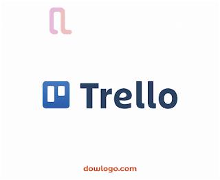 Logo Trello Vector Format CDR, PNG