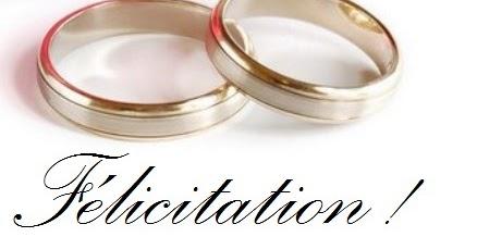 organisation mariage f licitation mariage. Black Bedroom Furniture Sets. Home Design Ideas
