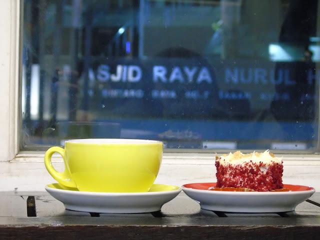 Sanderson Coffee Tempat Nongkrong di Bintaro