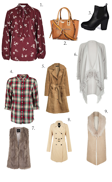 Autumn Fashion by UK Lifestyle Blog The Claire Diary