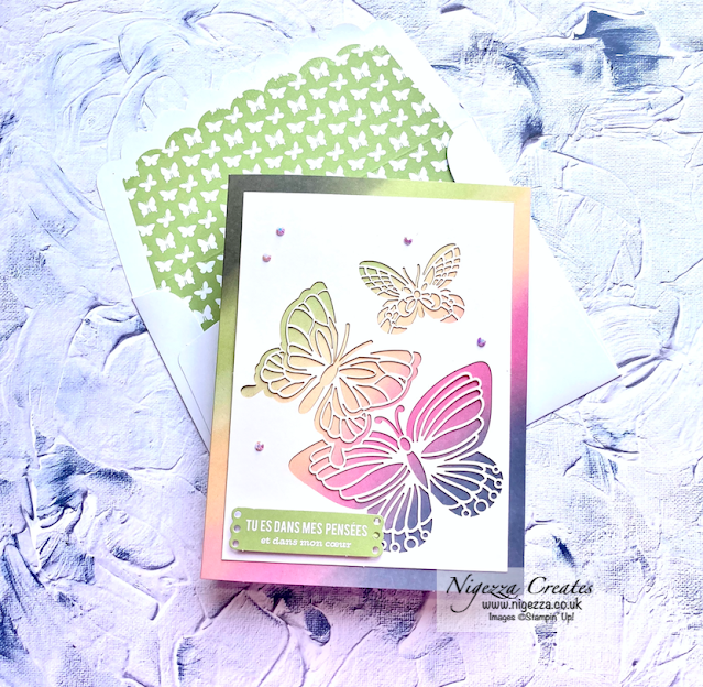 Crafting With Ed! Notes Of Cheer Card Kit