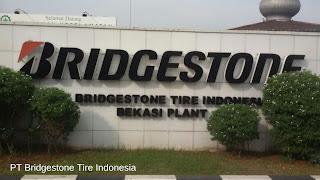 Lowongan Kerja PT Bridgestone Tire Indonesia