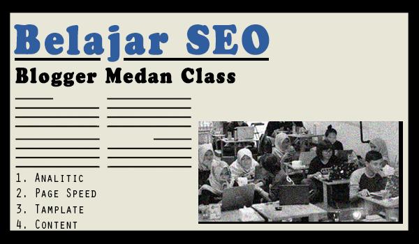 Seo Blogger Medan