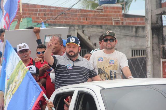 Deputado Clóvis Paiva é acusado de invadir área da ADDIPER em Ribeirão, para promover Rinha de Galo