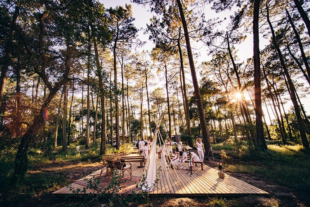 La magia de celebrar en el bosque_40
