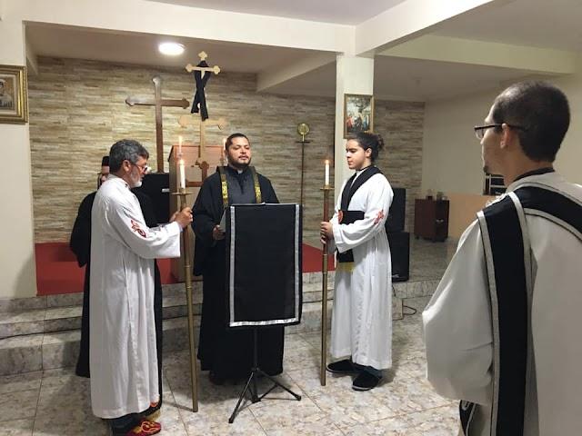 Semana Santa Ortodoxa marca celebrações no Mosteiro Santo Efrém, no Distrito Federal