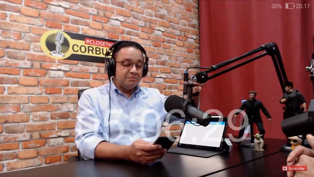 Jika Anies Tak Lakukan Ini untuk Tangkal Corona, Dedy Corbuzier: Indonesia Habis?
