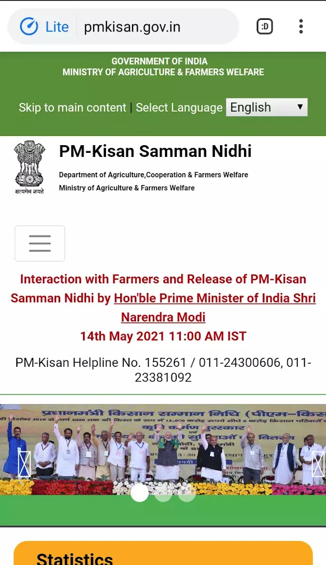 Pm Kisan Status Check 2021 : 8th Installment Date and Beneficiary Status List, pm kisan.gov.in