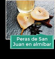 PERAS DE SAN JUAN EN ALMIBAR