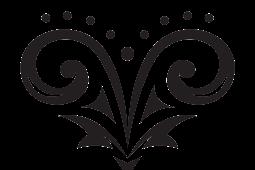 Kumpulan Ornamen Tumbuhan Vektor untuk Dekorasi