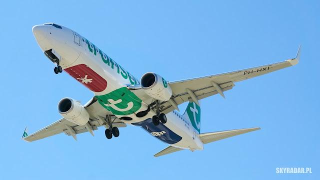 PH-HXI - Boeing 737 - Transavia