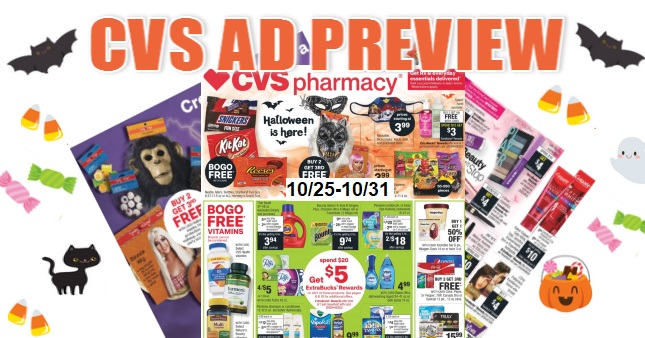 CVS Ad Scan 10-25 to 10-31