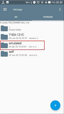 Cara Menghapus File OBB Yang Tidak Bisa Dihapus