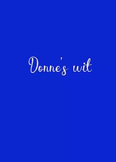 Donne's wit