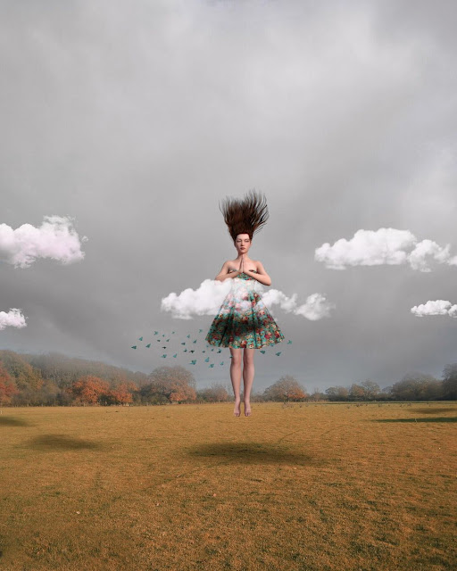 Photo manipulations and digital collages by Abdullah Evindar