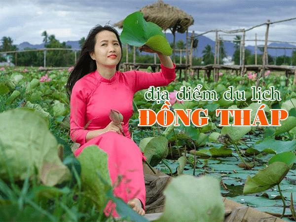 dia diem du lich Dong Thap