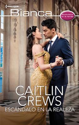 Caitlin Crews - Escándalo En La Realeza