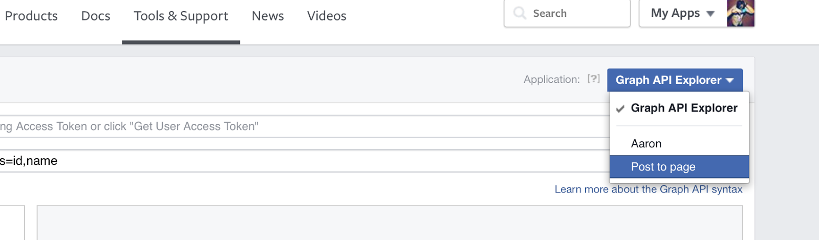 IT NEWS: Never expired Facebook page access token