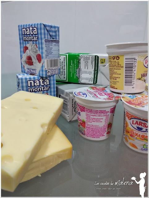 Nuevo etiquetado de la leche y de los productos lácteos