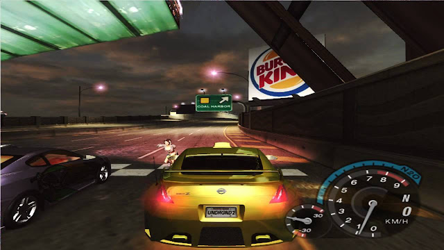 Need for Speed Underground 2 PC Full Version Gameplay