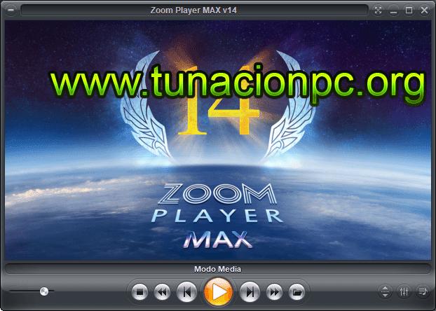 Descargar Zoom Player MAX Full Español