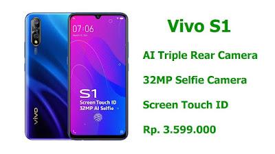 Spesifikasi Vivo S1