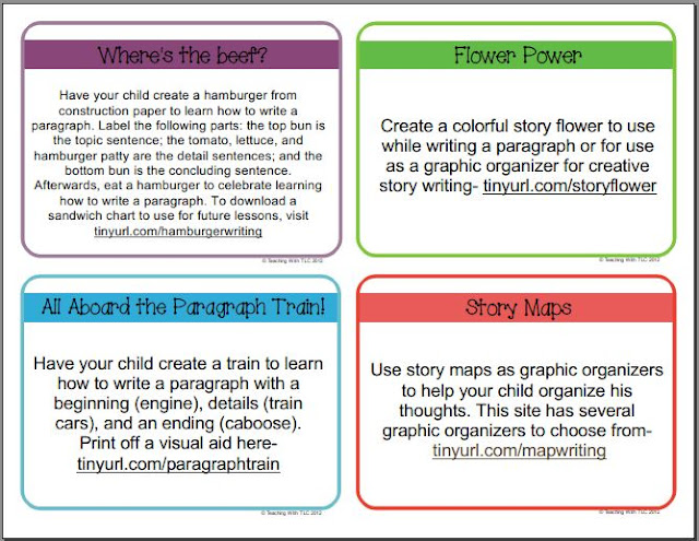 A Step-by-Step Guide to Helping Your Child Write a Story