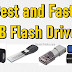 Top 10 Best and Fastest USB Flash Drive 2020
