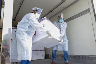 Campo Maior recebe 461 doses da vacina contra Covid-19