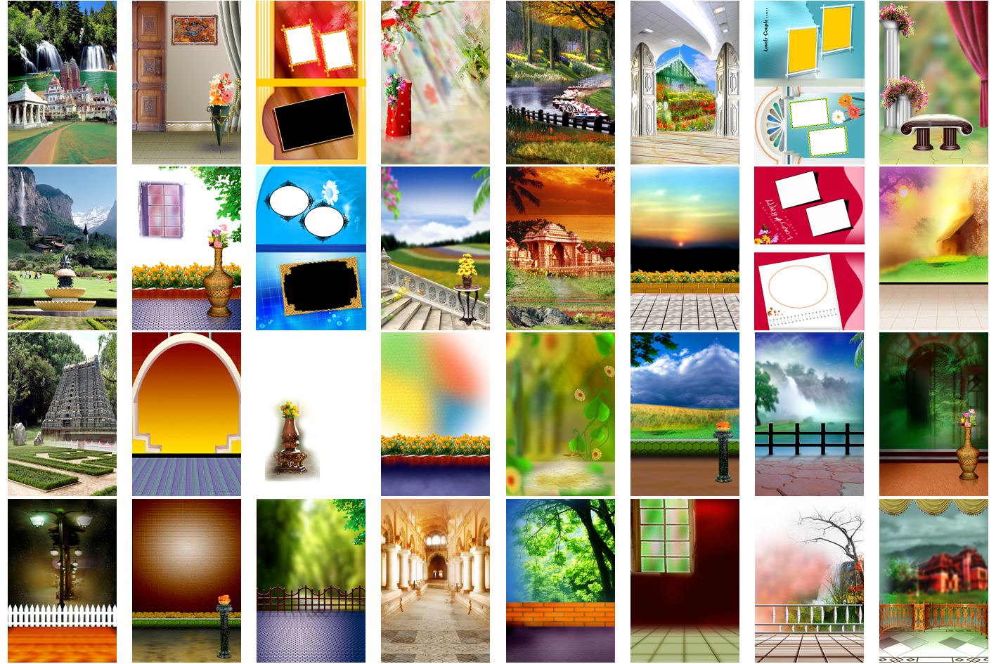 Studio Background, 4x6 Background