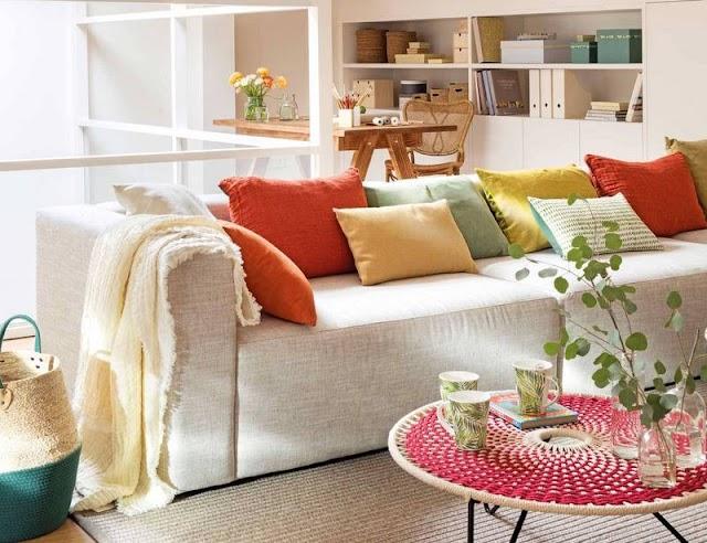 3 Τεχνικές για πετυχημένες διακοσμήσεις σε κάθε χώρο του σπιτιού