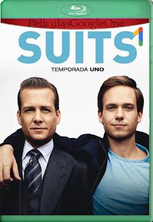 Suits Temporada 1 [720p BRrip] [Latino-Inglés] [LaPipiotaHD]