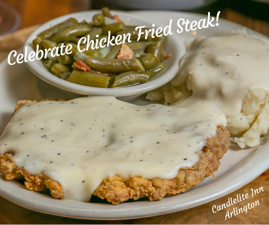 National Chicken Fried Steak Day Wishes Images