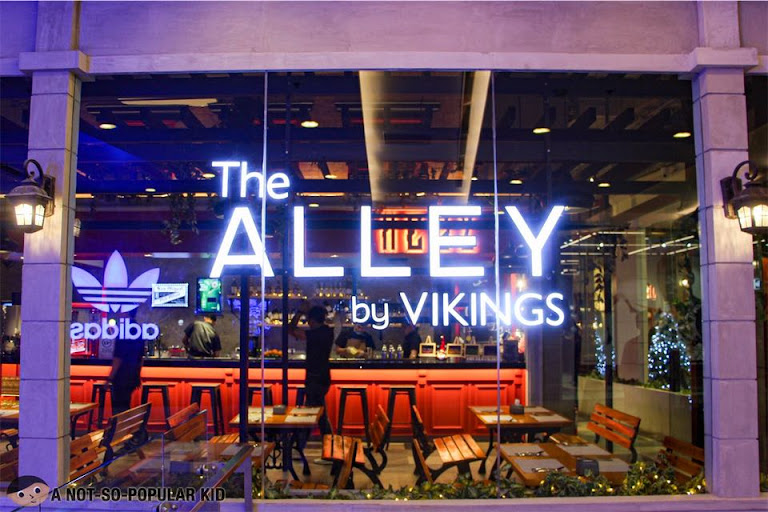 The Alley by Vikings in Bonifacio Global City