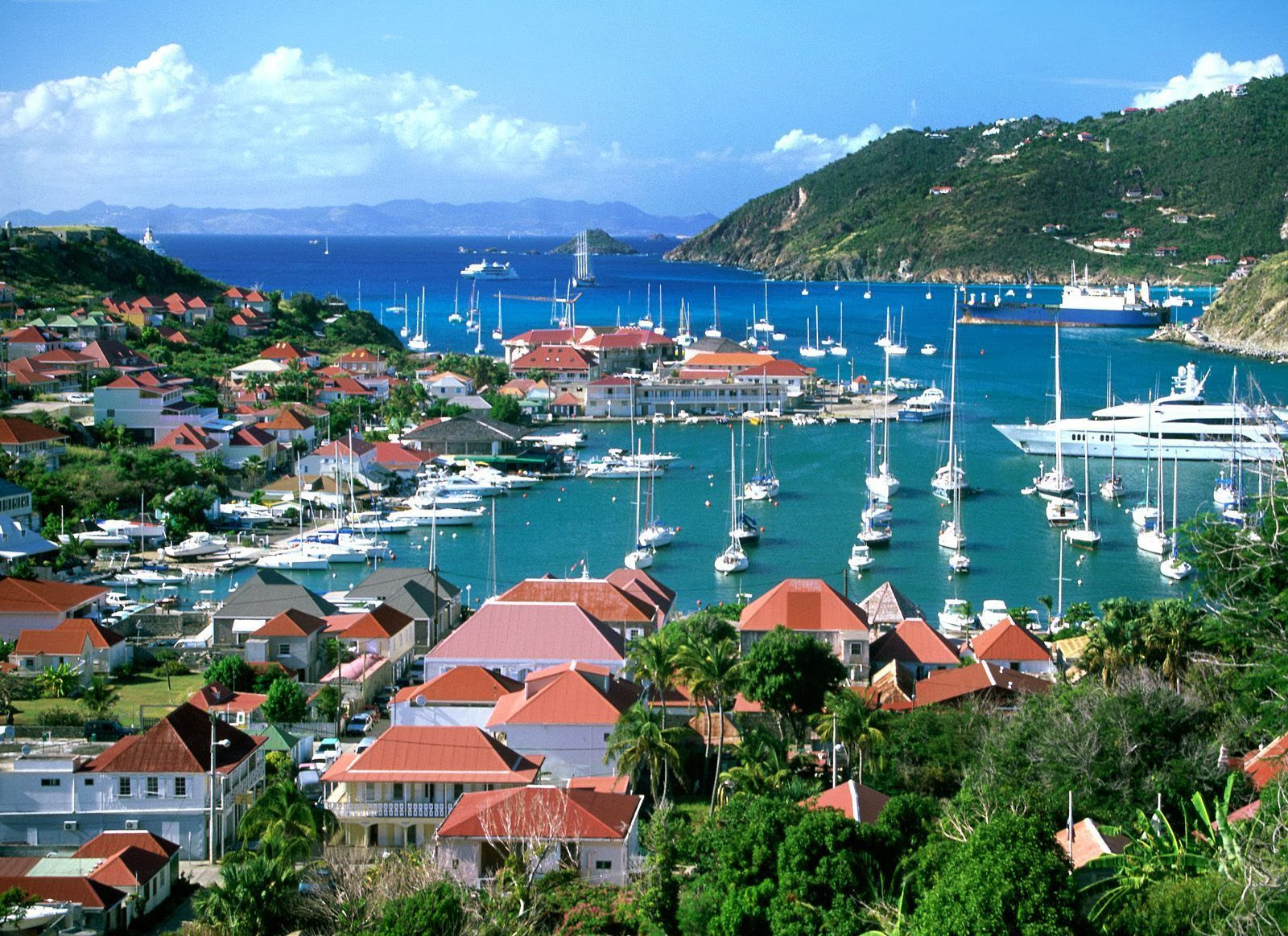 gustavia beautiful place to visit saint barthelemy beautiful traveling places. Black Bedroom Furniture Sets. Home Design Ideas
