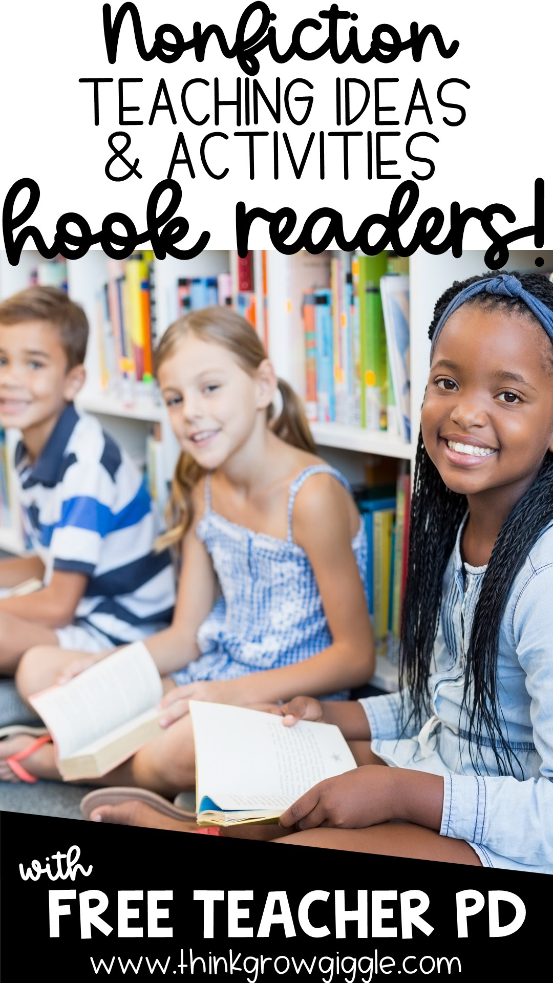 nonfiction reading strategies for upper elementary