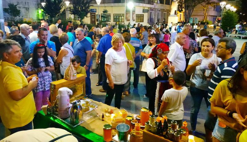Με επιτυχία και μεγάλη συμμετοχή η Γιορτή Μελισσοκόμων και Καλλιεργητών Έβρου στην Ορεστιάδα