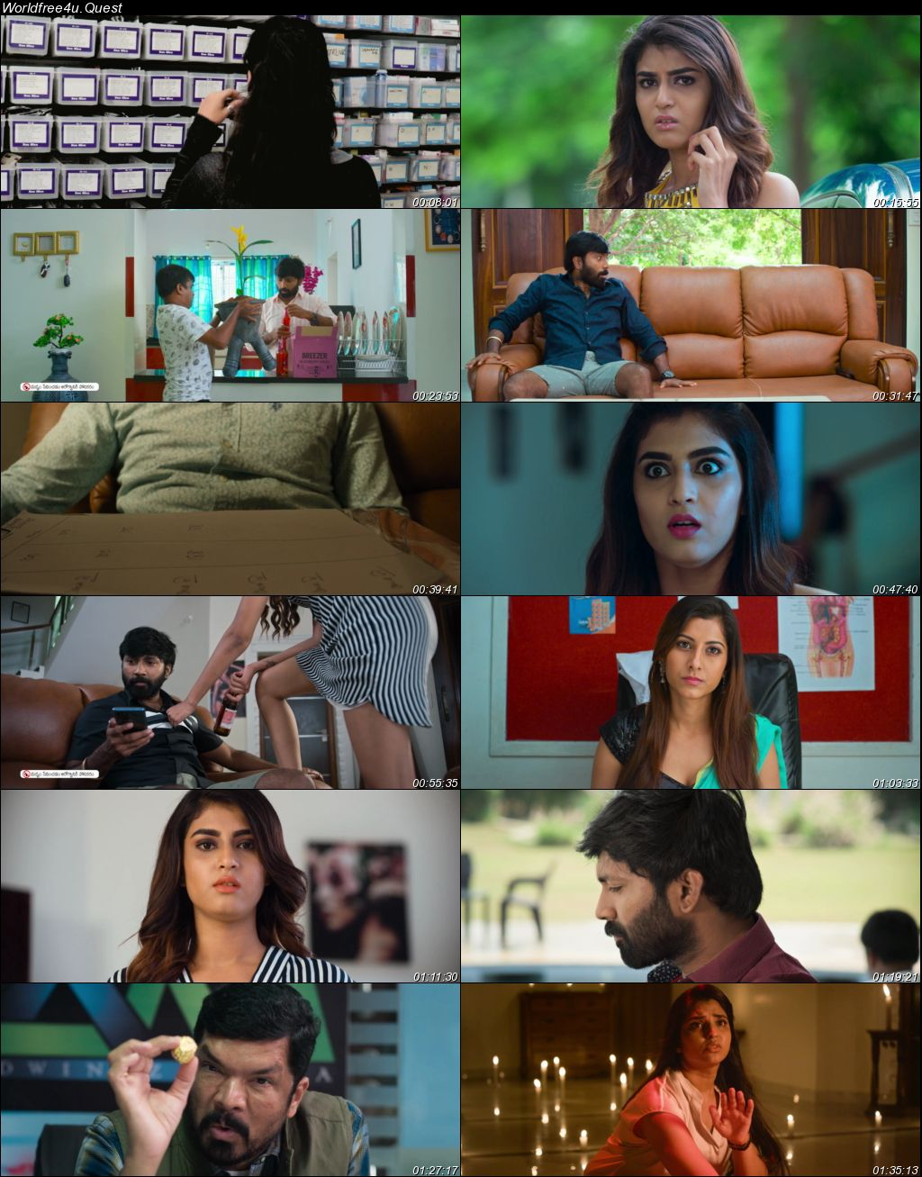 Tempt Raja 2021 Hindi Dubbed Movie Download || HDRip 1080p || 720p || 480p