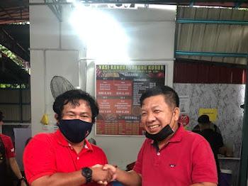 MENANG RM 100 BERSAMA NASI KANDAR LORONG KUBUR