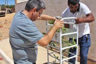 Cuité desenvolve programa de preservação ambiental usando material reciclável