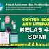 Download Contoh Soal AKM Literasi Kelas 4-5 SD/MI